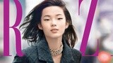 GRAZIA TV-雎晓雯演绎秋冬大制作 封面拍摄花絮