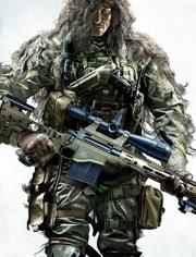 老戴《狙擊手 幽靈戰士3》