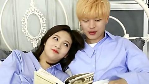 星宿拍摄合作曲浪漫MV 新夫妇首次约会