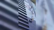 NBA中國賽宣傳牌被緊急拆除