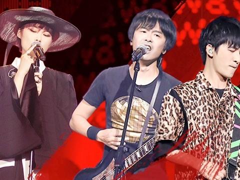 乐队的夏天之音乐派对!李宇春献唱新歌 大张伟彭磊老友同台互怼图片