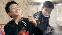 Ep10 Deng Chao imitates Yu Shuxin to pick teeth?