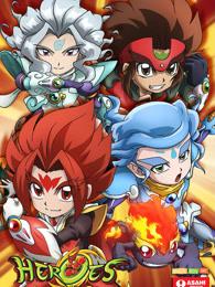 HEROES:战斗盘传说普通话