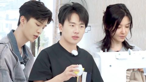 范丞丞郭麒麟测评家务神器 杨子姗吴中天PK跳舞